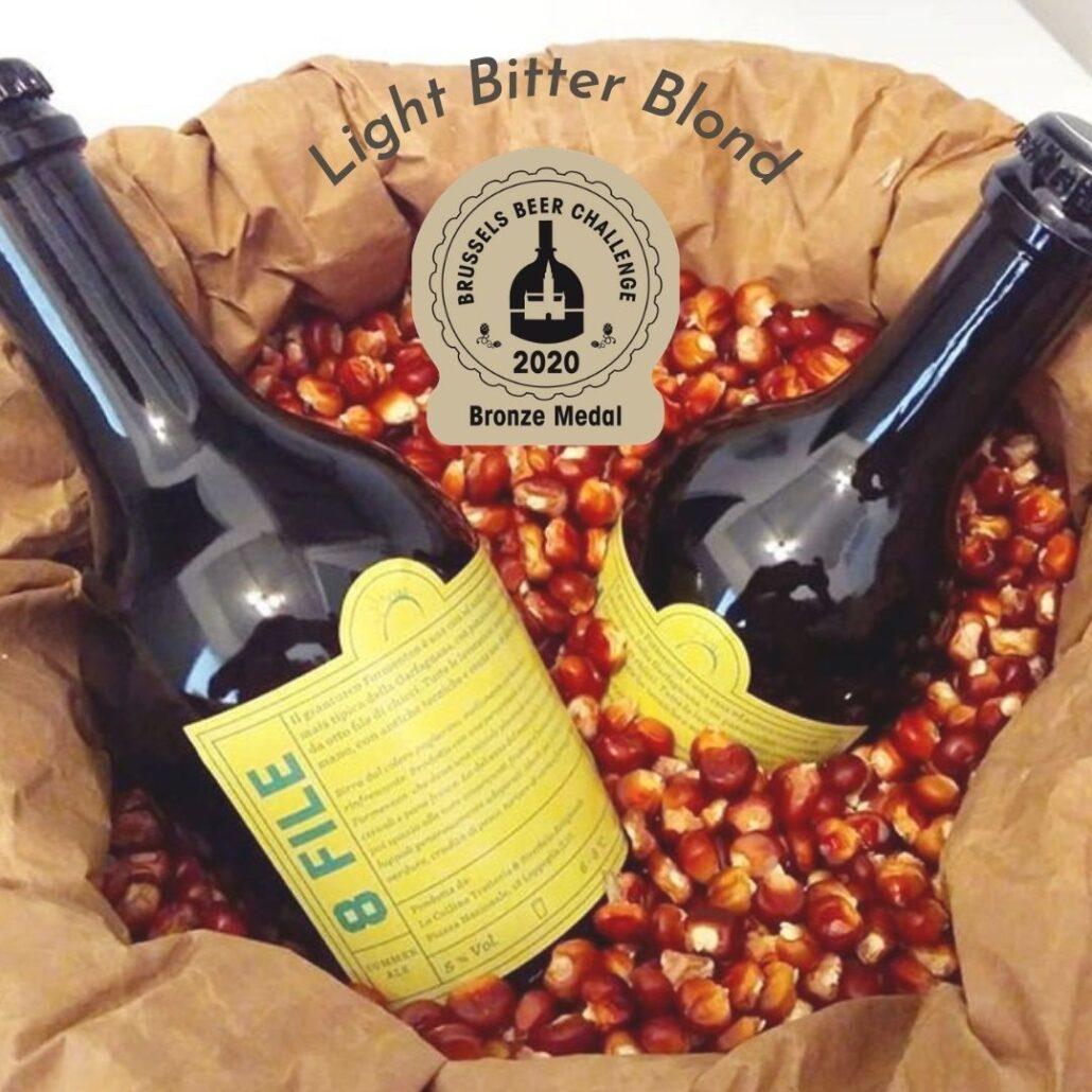 Brussels Beer Chalenge Bronze Medal